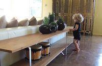 A table. Top 10 Ikea hacks.