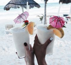 Summer Drinks at the beach with your best friend bff quality time