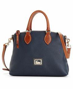 Dooney & Bourke Handbag, Dillen II Crossbody Satchel - Handbags & Accessories - Macy's