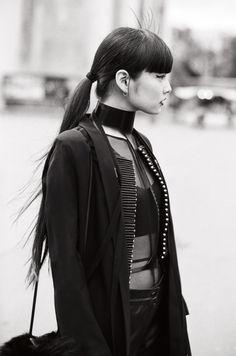 @ninagoth #noir #dark #goth