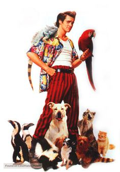 Cool characters: Ace Ventura (Ace Ventura: Pet Detective and Ace Ventura: When Nature Calls Ace Ventura Halloween Costume, Ace Ventura Costume, Ace Ventura Hair, Ace Ventura Memes, Jim Carrey, Movies Showing, Movies And Tv Shows, Ace Ventura Pet Detective, The Blues Brothers