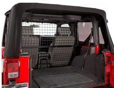 Bestop Pet Barrier for 07-17 Jeep Wrangler Unlimited JK