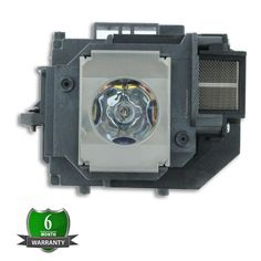 #ELPLP66 #OEM Replacement #Projector #Lamp with Original Osram Bulb