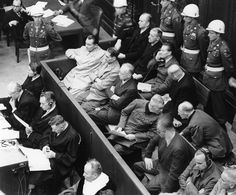 Plucked from obscurity, he was assigned to witness Nuremberg Nazi war crimes trial Alfred Jodl, Joachim Von Ribbentrop, Good Stories To Tell, Nuremberg Trials, As Time Goes By, Accusations, World War, Crime, Beauty