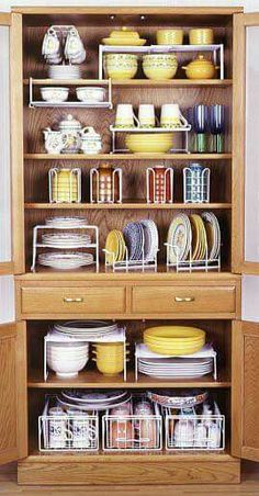 18 organizing ideas that make the most out of your cabinets pantry organization is important see these smart ideas and tips to help you get your pantry decluttered and organized workwithnaturefo