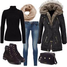 winter is coming Outfit für Damen zum Nachshoppen auf Stylaholic