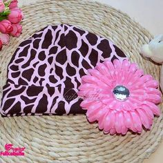 848f9ca5d50 Trendy Baby Girls Leopard Hat Beanie Leopard Stretch Beautiful Boy Caps  Flower Crochet Spring For Childrens 24 Color Accessories