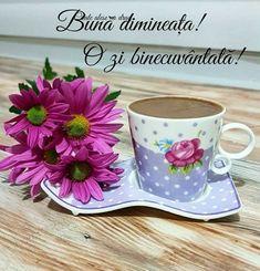 Good Morning Breakfast, Good Morning Coffee, Joelle, Flower Aesthetic, Coffee Love, Good Morning Images, High Tea, Tea Cups, Mugs