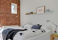Decoración dormitorios nórdicos 7