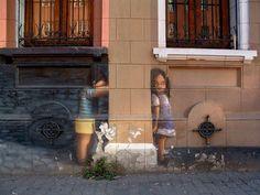 Intervenciones Urbanas.  Valparaíso,Chile