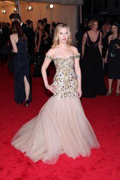Cameron Diaz, Scarlett Johansson dazzle at Met Ball 2012