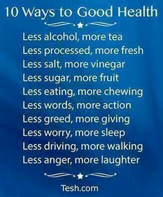 John Tesh - a great find. Healthy Tips, How To Stay Healthy, Healthy Habits, Healthy Food, Healthy Recipes, John Tesh, Health And Wellness, Health Fitness, Mental Health