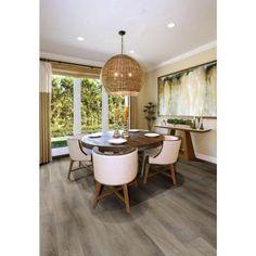 MS International Dakota Clay 6 in. x 36 in. Glazed Porcelain Floor and Wall Tile (15 sq. ft. / case)-NHDDAKCLA6X36 - The Home Depot