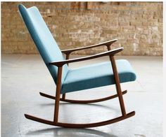 it's hard to find a good rocking chair