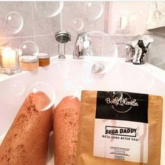 beautyandthevow: Saturday morning pamper sesh with @body_blendz scrub. If you looking for flawless soft skin that glows on your wedding day,check out this scrub with coffee designed to target cellulite and smooth out imperfections. #beautyandthevow #bodyblendz #bridalbeautytip #bride #weddingday #exfoliation #coffeescrub #flawlessskin #BodyBlendz #sugadaddy