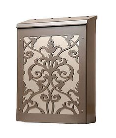 Instantly increase your home's curb appeal with these outside-the-box wall-mounted mailboxes.