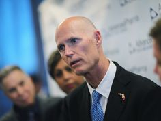 Don't say these two words in front of Florida Gov. Rick Scott ... | .. This would be outrageous -- and arguably scandalous -- in any state, but given the threat to Florida, the Scott Administration's approach is truly indefensible .. [.READ MORE.]