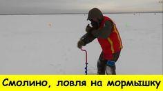 Рыбалка на мормышку на озере Смолино. Дуэль с Андреем Ивановым.