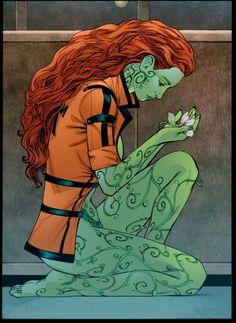 Poison Ivy Arkham Unhinged.
