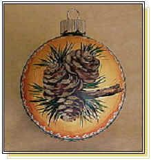 Painted+Glass+Ornaments | Hand painted