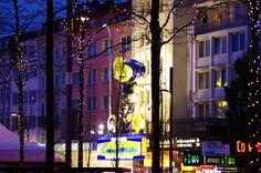 Hambourg 75 Reeperbahn
