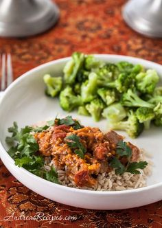 Chicken Korma (slow cooker)