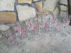 customizable names only 10 piece wedding set by eclipse1905030, $120.00