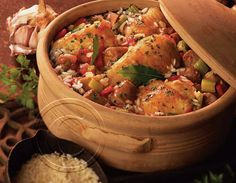 Baked Chicken and Rice Casserole With Italian Dressing Mix Easy Chicken Rice Casserole, Chicken Rice Bake, Chicken Rice Recipes, Easy Chicken And Rice, Cream Of Chicken Soup, Baked Chicken, Chicken Thigh Seasoning, Italian Dressing Mix, Pollo Guisado