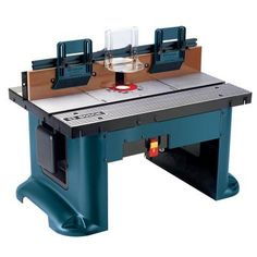 Bosch Benchtop Router Table-RA1181 - The Home Depot