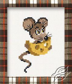 Mouse - Cross Stitch Kits by RIOLIS - 376