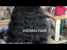 R2R - INDIAN REMY HAIR FACTORY-WHOLESALE TEMPLE HAIR EXTENSIONS