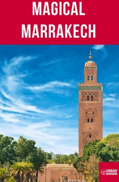 Take a tour with a local guide in Marrakech to really unlock its secrets. Morocco Travel, Marrakech, Tours, Urban, Adventure, Country, City, Rural Area, Fairytail