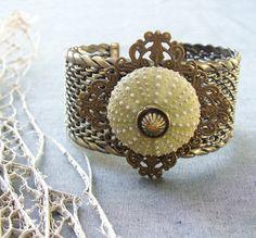 sea urchin cuff