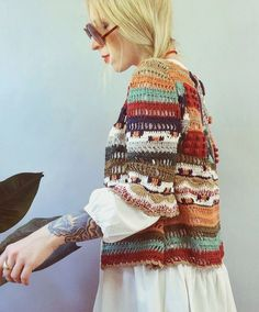 1,480 Likes, 12 Comments - Всё лучшее в мире вязания (@knitted_and_crochet_ideas) on Instagram