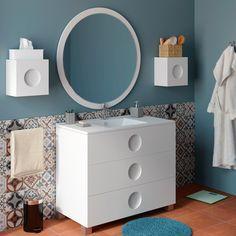 109 mejores imágenes de Baños para inspirarte | Half bathrooms ...