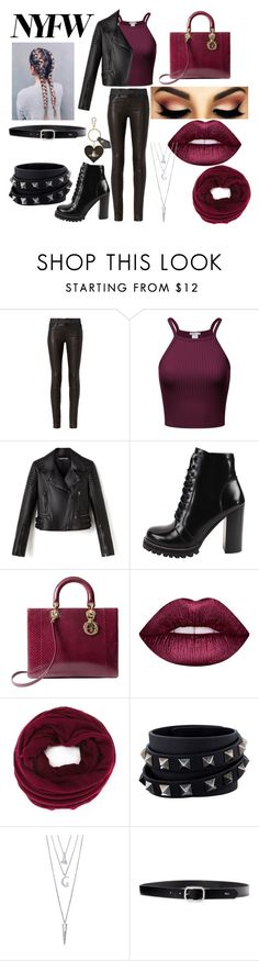 """Mauve Out of my Way"" by fami474 ❤ liked on Polyvore featuring rag & bone, Jeffrey Campbell, Christian Dior, Lime Crime, Isabel Marant, Valentino, BERRICLE, Lauren Ralph Lauren and Vivienne Westwood"