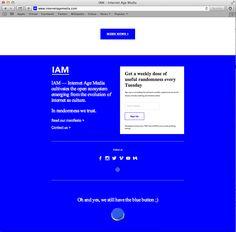 IAM website (The Dots) http://www.internetagemedia.com/