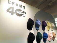 ビームス創業40周年 復刻品や別注品など豪華アイテム発売へ | Fashionsnap.com
