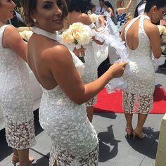 Simple yet Stylish  Dresses by @dollhousebridesmaids #dressesafterdark #bridetobe #bridezilla #weddingday #wedding #weddings #bride #bride2be #bridalblogger #allthingsbridal #gettingmarried #bridal #style #fashion #events #weddingplanner #love #veil #bridalmakeup #dubai #follow #wbyt #weddingsbyyourstruly #sydney  #weddingdress #dreamwedding4u