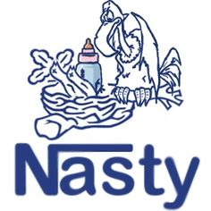 Anti-Nestle. Follow link to read the case for a Nestle boycott.