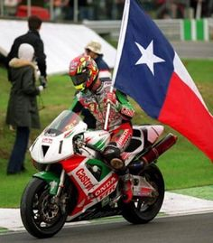 Colin Edwards Castrol Honda VTR