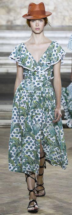 Temperley London Spring Summer 2016 RTW London Fashion Week