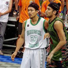 宮さんだいちゃん(^^)(^^) #渋谷DIMES#underdog#basketball #japanbasketball#3x3#jba3x3#3x3exe #2016_3x3exe#福田大佑