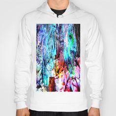 Cavern in Greece Hoody by azima Summer Of Love, Boho Fashion, Diva, Graphic Sweatshirt, Unisex, Yoga Meditation, Hoody, Sweatshirts, Namaste