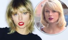 Taylor Swift sports new 'do weeks after her split from Tom Hiddleston