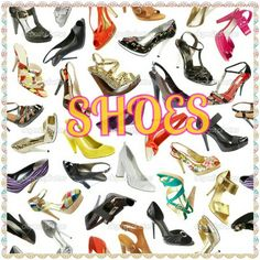 ⚡⚡SALE⚡⚡Beautifuller Shoes Shoes of all types And sizes..come have a glass with me Shoes