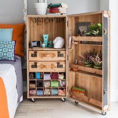 No fueron diseñadas para estar al lado de la cama, pero estas piezas serán las mejores aliadas en tu dormitorio.