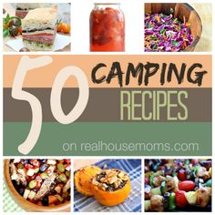 Possible Camping Food Ideas