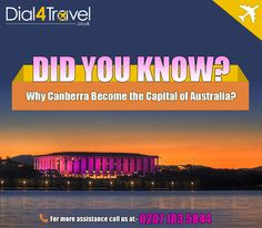 DID YOU KNOW :- Because and could not agree on which city should be the of it was decided that neither of them should be, and so a new capital called would be built in the middle. Decided over a beer. Best Airfare Deals, Melbourne, Sydney, Did You Know, Middle, Beer, Australia, City, Building