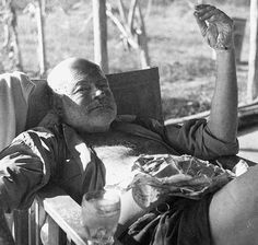 Hemingway loved some good Chinese food, and he got super stressed at work. | 6 Letters That Will Change The Way You Think About Ernest Hemingway
